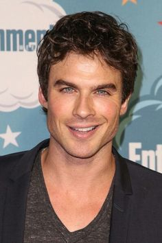 Ian Somerhalder at Entertainment Weekly Party during Comic-Con in San Diego