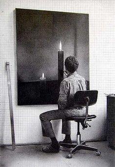 Dan Fischer Gerhard Richter, 2002 graphite on paper