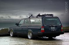 This isn't your history teacher's Volvo wagon.