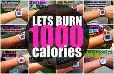 Breakfast & Your 1000 Calorie Burns! – Simply Taralynn