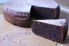 Gluten free chocolate mud cake
