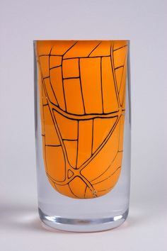 Åker I (Field I) vase by Mats A. Nilsen, 2004