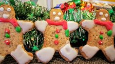 Christmas Special: Gingerbread Man Cookies