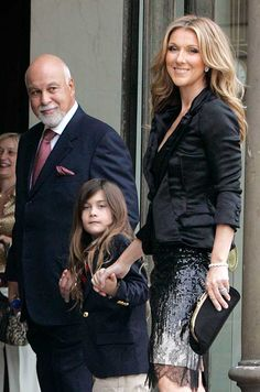 Celine Dion's husband, Rene Angelil, died on January 2016 after a long battle with throat cancer — look back at their romantic life Celine Dion Music, Celine Dion Kids, Quebec, Selena, Jolie Photo, Today Show, Celebrity Couples, Beautiful Soul, Famous Faces