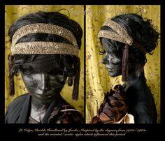 1920s HeadbandFlapper Headband1920 HeadpieceTiaraGatsby by Jevda, $49.00