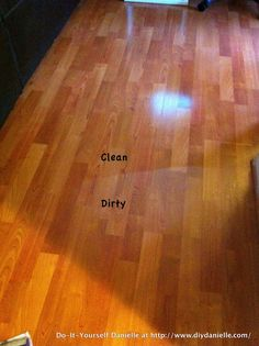 Laminate Floors Make Them Shine Again Honeysuckle Footprints Cleaning Wood Floors Cleaning Laminate Wood Floors Laminate Flooring Cleaner