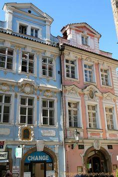Mala Prana Mostecka Bleu Et Rose - Praga, República Checa