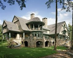 Home Design | Sumptuous fairytale House My future WishKeeper fairy home