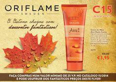 Flyer do Catálogo Oriflame 15 2014