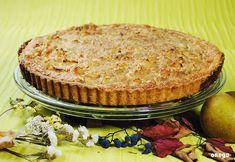 Tarta de manzana con almendra crujiente   Magia en mi cocina   Recetas fáciles de cocina paso a paso Pie, Desserts, Food, Almond Flour, Appetizer Recipes, Deserts, Cooking, Apple Crisp, Apple Cakes