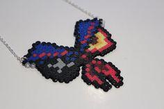 Kill la Kill  Hama Kamui Necklaces by Retr8Bit on Etsy