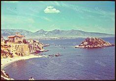Καστέλλα, 1942. Old Greek, Once Upon A Time, Athens, Old Photos, Greece, Clouds, Explore, Outdoor, Vintage