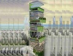 dystopian skyscraper - Google Search