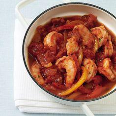 Viele rote Köstlichkeiten in einer Pfanne vereint, in 30 Minuten zubereitet und dann: genießen! Mit allen Sinnen.