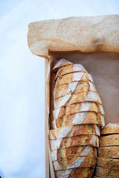French bread | Nikole Ramsay