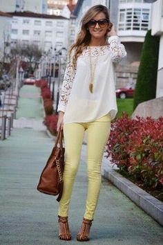 Blusas para dama 201626