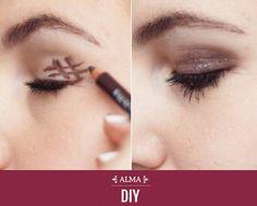 #DiyAlma Logra un #SmokeyEye perfecto con tu delineador!! Encuentra el mejor #maquillaje para tus ojos en www.almashopping.com #AlmashoppingMéxico #AlmashoppingArgentina #AlmashoppingColombia #DIy #DiyMakeUp #Beauty #Eyeshadow