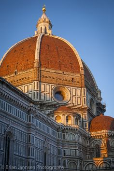 The Duomo, Florence, Italy. © Brian Jannsen Photography