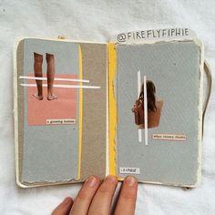 one of my personal favorites Copyright Sophie Neuendorff, 2016 Bullet Art, Bullet Journal Art, Art Journal Pages, Art Journals, Visual Journals, Kunstjournal Inspiration, Sketchbook Inspiration, Bullet Journal Inspiration, Arte Sketchbook