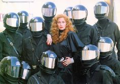 Faye Dunaway in Supergirl (1984)