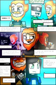 Minecraft Story Mode: POWER Part 3 by PrettyXTheXArtist