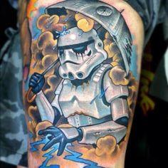 stormtrooper tattoo, so sick
