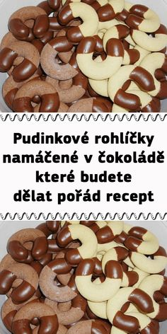 Sweet Desserts, Sweet Recipes, Cake Recipes, Christmas Sweets, Christmas Baking, Czech Recipes, Sugar Cookies, A Table, Yummy Treats
