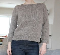 Knitting for Beginners: 17 Speedy Sweaters | AllFreeKnitting.com