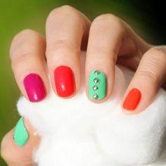 Cinco De May Nails... #nailart