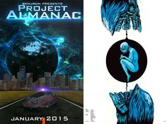 Some of our great entries come from syfy lovers - Heres is an example of New and Classic syfy movies with Project Almanac and Alien. Take a pick! And enter the competition: https://www.filmdoo.com/creativity/ #FilmDooCreativity