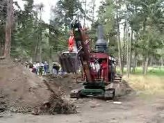 Mike Mulligan--video of a steam shovel