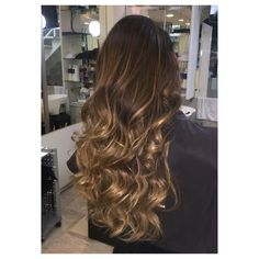Hair blonde honey balayage long 41 Ideas - All For Hair Cutes Honey Balayage, Brown Hair Balayage, Brown Blonde Hair, Hair Color Balayage, Hair Highlights, Blonde Honey, Caramel Highlights, Color Highlights, Chunky Highlights