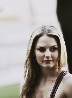 Jennifer Morrison as Emma Swan in Once Upon A Time on ABC