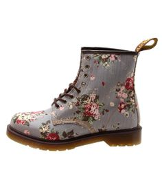 6644aa79fb26c These are Official Floral Doc Martens Vintage Floral Not Now A Day Floral.  Dr.