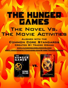 Celebrate The Hunger Games Movie DVD/BluRay Release With Freebies and a Giveaway as seen on Middle School Maestros www.middleschoolmaestros.com