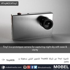 #Tiny1 is a prototype camera for capturing night sky with ease & clarity http://tinymos.com/