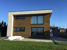 Maison passive à Marbais - Bureau d\'Architectes Desmedt-Purnelle - ConstructR
