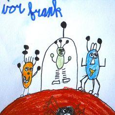 Leidy de Boer: #stippen in kindertekening