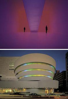 James Turrell - Guggenheim