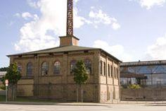 Am Rande des FH-Campus befindet sich die Alte Metallgießerei.