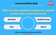 Choose the right option and comment down. Current Affairs Quiz, Question Of The Day, Choose The Right, Visit Website