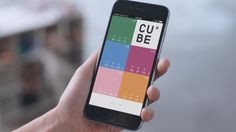 Palette has created a portable color digitizer called the Cube. It fits in your hand, and with just one tap captures any color on any surface.  #startup #cool #tech #innovative #innovation #designer #color #paint