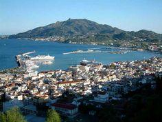 Zakynthos City & Harbour, #Zakynthos Island, #Greece