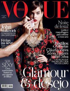 Vogue Portugal - Vogue Portugal January 2015 Cover