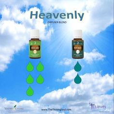 Heavenly Diffuser Blend