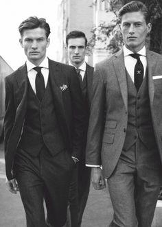 Three yummy men