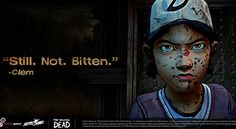 Clementine+is+the+protagonist+of+The+Walking+Dead+Season+2