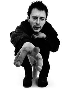 Thom Yorke / Black and White Photography