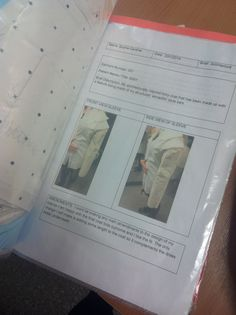 Technical file - pattern cutting and garment manufacture