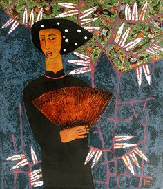 TRINH TUAN http://www.widewalls.ch/artist/trinh-tuan/  #contemporary  #art  #painting